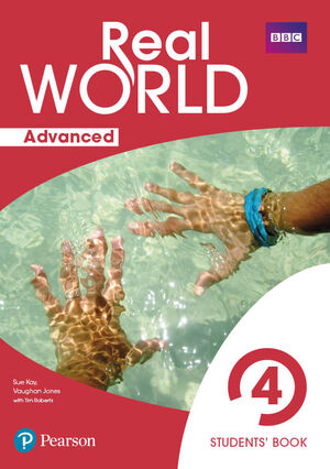 REAL WORLD ADVANCED 4 STUDENTS' BOOK WITH ONLINE AREA