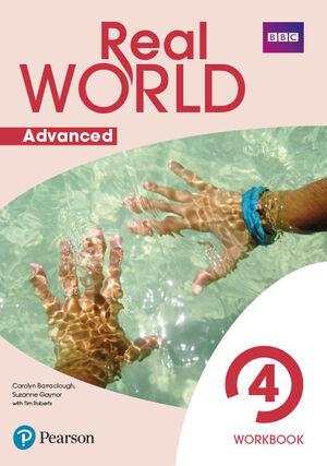 REAL WORLD ADVANCED 4 WORKBOOK