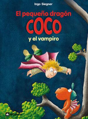 EL PEQUEÑO DRAGON COCO Y EL VAMPIRO