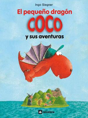 EL PEQUEÑO DRAGON COCO Y SUS AVENTURAS
