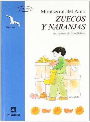 ZUECOS Y NARANJAS