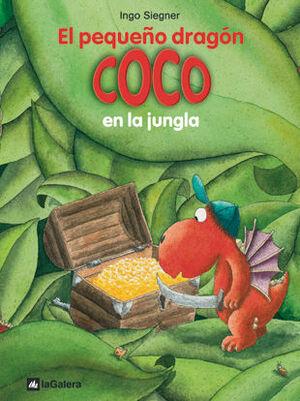 EL PEQUEÑO DRAGON COCO EN LA JUNGLA