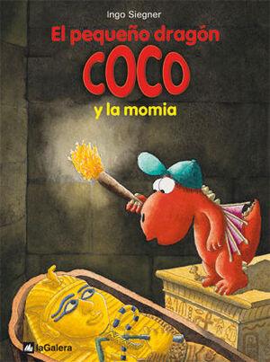EL PEQUEÑO DRAGON COCO Y LA MOMIA