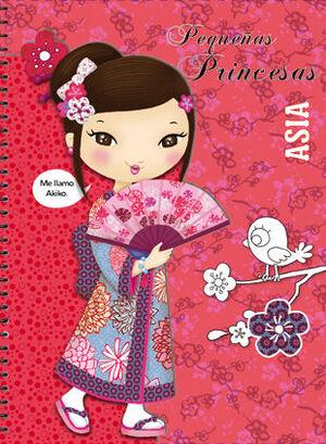 PEQUEÑAS PRINCESAS. ASIA
