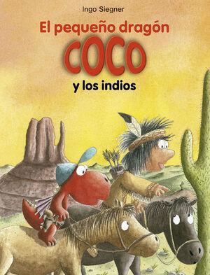 EL PEQUEÑO DRAGON COCO Y LOS INDIOS