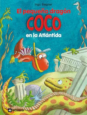 EL PEQUEÑO DRAGON COCO EN LA ATLANTIDA