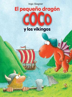EL PEQUEÑO DRAGON COCO Y LOS VIKINGOS