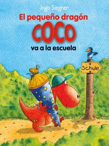 EL PEQUEÑO DRAGON COCO VA A LA ESCUELA