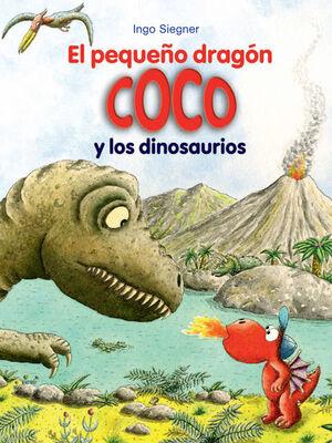 EL PEQUEÑO DRAGON COCO Y LOS DINOSAURIOS