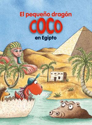 EL PEQUEÑO DRAGON COCO EN EL POLO NORTE