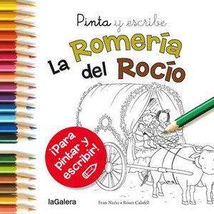 PINTA Y ESCRIBE LA ROMERIA DEL ROCIO