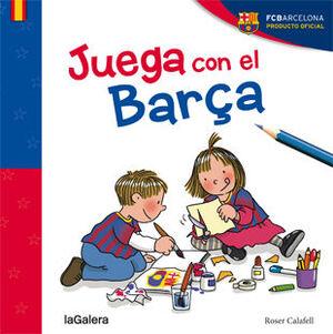 JUEGA CON EL BARÇA