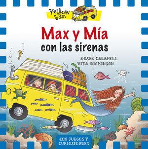 MAX Y MIA CON LAS SIRENAS