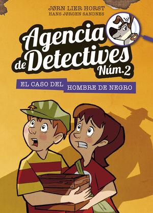 AGENCIA DE DETECTIVES NUM. 2 - 2. EL CASO DEL HOMBRE DE NEGRO