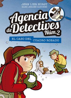 AGENCIA DE DETECTIVES NUM. 2 - 4. EL CASO DEL CUADRO ROBADO