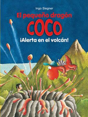 EL PEQUEÑO DRAGON COCO: ¡ALERTA EN EL VOLCAN!