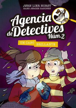 AGENCIA DE DETECTIVES NUM. 2 - 6. UN CASO BRILLANTE