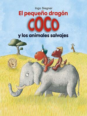 EL PEQUEÑO DRAGON COCO Y LOS ANIMALES SALVAJES