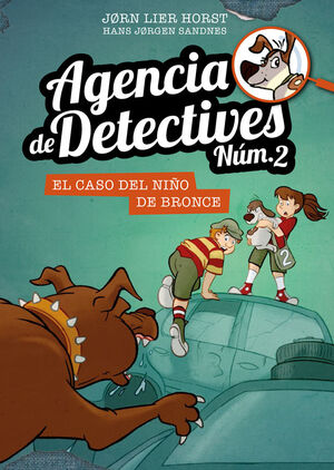 AGENCIA DE DETECTIVES NUM. 2 - 7. EL CASO DEL NIÑO DE BRONCE