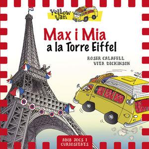 YELLOW VAN 13. MAX I MIA A LA TORRE EIFFEL