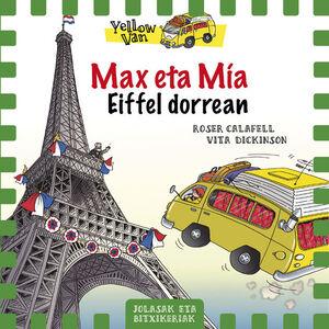 YELLOW VAN 13. MAX ETA MIA EIFFEL DORREAN