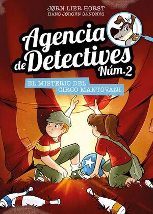 AGENCIA DE DETECTIVES NUM. 2 - 9. EL MISTERIO DEL CIRCO MANTOVANI