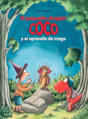 EL PEQUEÑO DRAGON COCO Y EL APRENDIZ DE MAGO