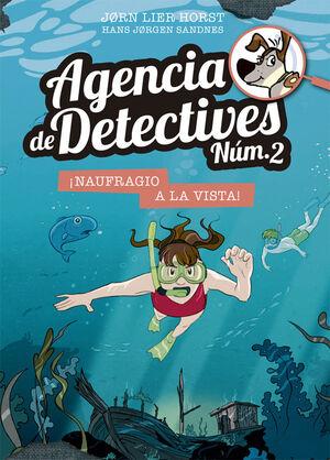 AGENCIA DE DETECTIVES NUM. 2- 13. ¡NAUFRAGIO A LA VISTA!