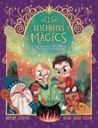 ELS RESCATADORS MAGICS 3. A L'ESCOLA ENCANTADA