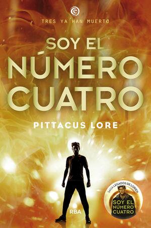 LEGADOS DE LORIEN 1. SOY EL NUMERO CUATRO