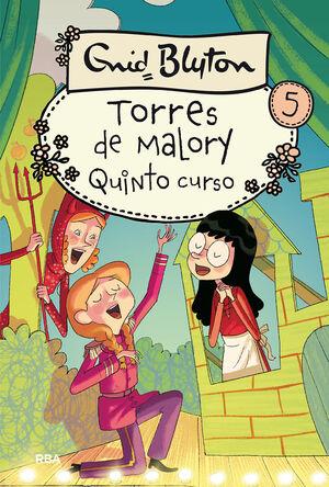 TORRES DE MALORY 5: QUINTO CURSO