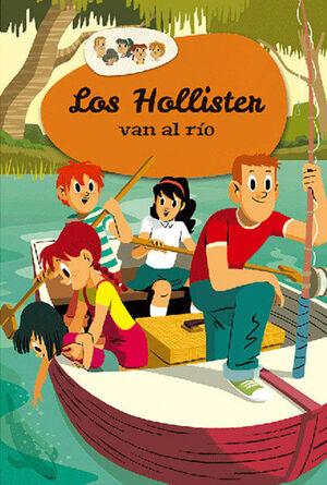 LOS HOLLISTER 2: LOS HOLLISTER VAN AL RIO
