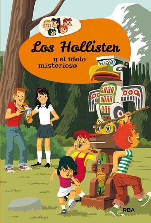 LOS HOLLISTER 5. LOS HOLLISTER Y EL IDOLO MISTERIOSO.