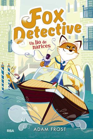 FOX DETECTIVE 2. UN LIO DE NARICES.
