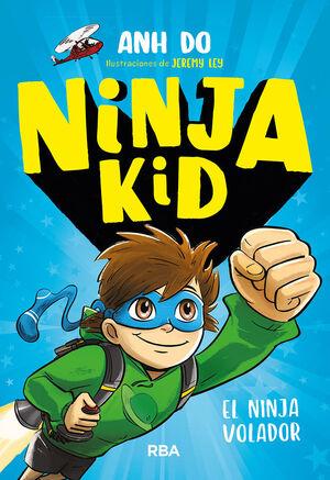 NINJA KID 2. EL NINJA VOLADOR