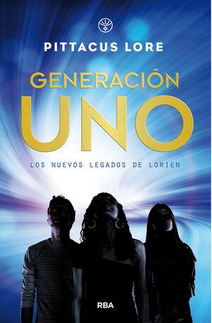 LOS NUEVOS LEGADOS DE LORIEN 1. GENERACION UNO.