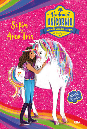 ACADEMIA UNICORNIO. SOFIA Y ARCO IRIS