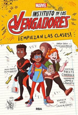 INSTITUTO DE LOS VENGADORES