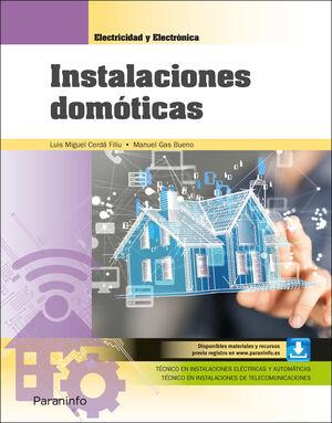 INSTALACIONES DOMOTICAS ( EDICION 2020)