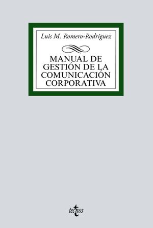 MANUAL DE GESTION DE LA COMUNICACION CORPORATIVA