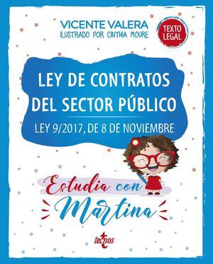 LEY DE CONTRATOS DEL SECTOR PUBLICO. ESTUDIA CON MARTINA