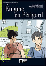 ENIGME EN PERIGORD+CD