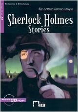 SHERLOCK HOLMES STORIES+CD-ROM (A2)