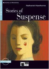 STORIES OF SUSPENSE + CD