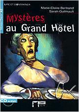 MYSTERES AU GRAND HOTEL+CD