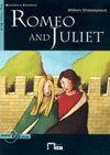 ROMEO AND JULIET+CD-ROM (READING SHAKESPEARE)