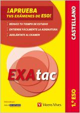 EXATAC 1 LENGUA CASTELLANA. EJERCICIOS PARA APROBAR LOS