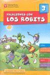 VACACIONES CON LOS ROBITS 3+SOLUCIONARIO