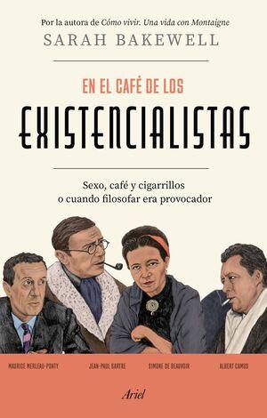 EN EL CAFE DE LOS EXISTENCIALISTAS