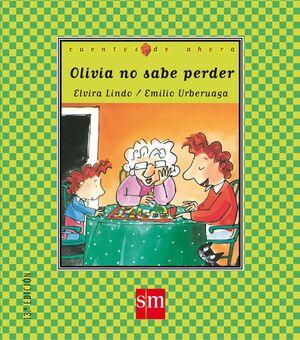 OLIVIA NO SABE PERDER